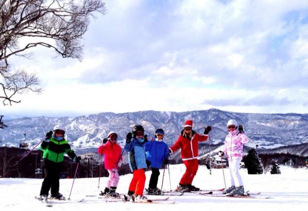 Milly Ski Kids Santa Nozawa