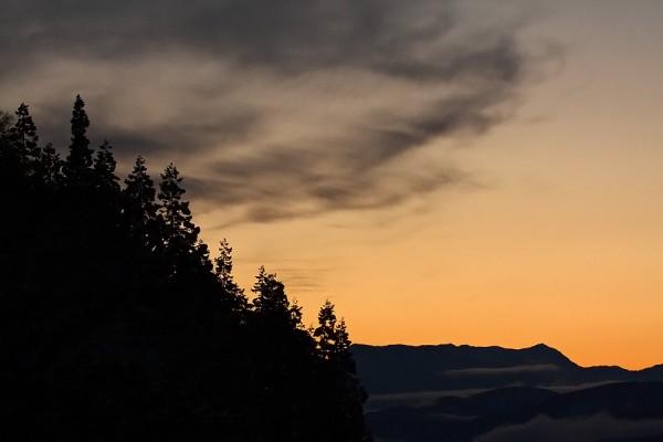 Nozawan sunset