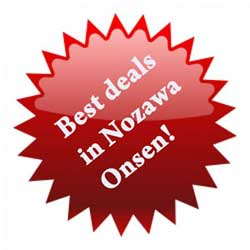 Best range of quality accommodation in Nozawa Onsen!