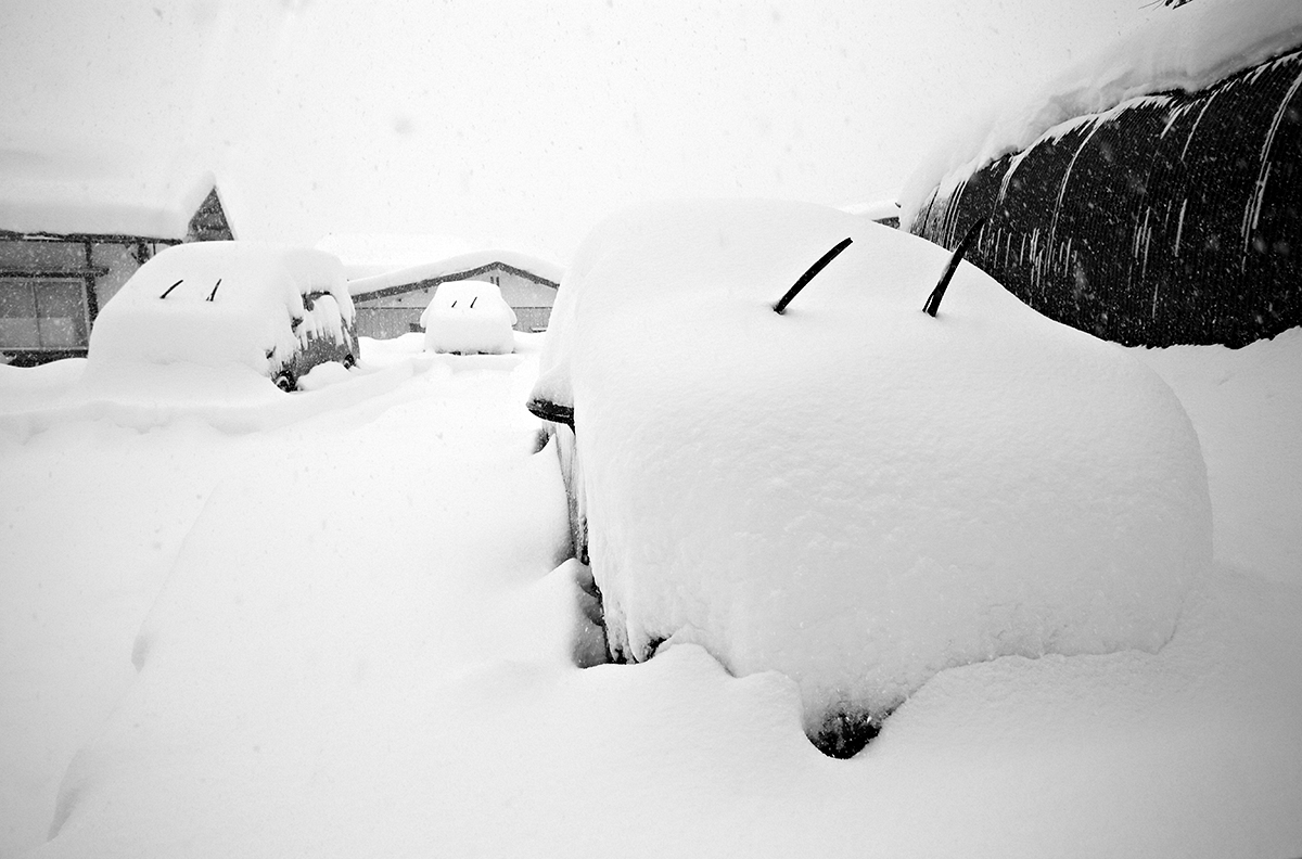 Nozawa Snow Report 14 February 2015 - Extreme Weather