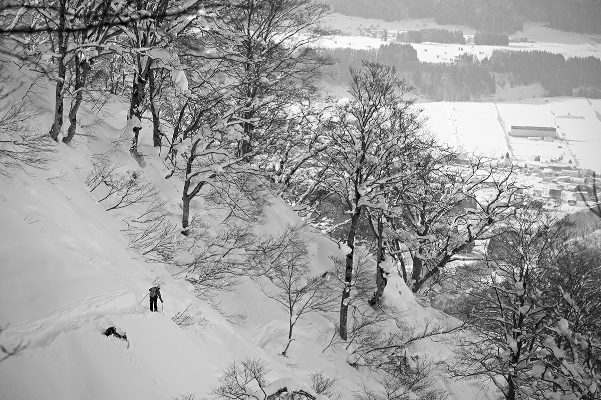 Nozawa Onsen Snow Report, 9 January 2014