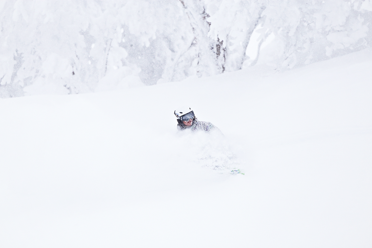 A few more days and it will be back to this in Nozawa.