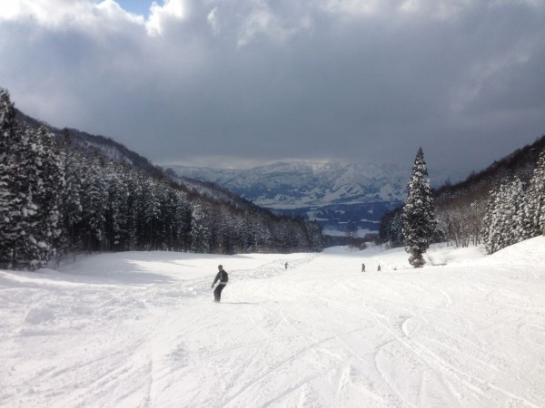 Nozawa Onsen Snow Report 01 March 2015 - The first day of spring