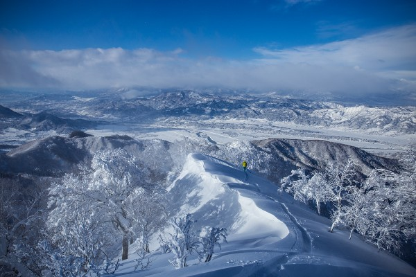 Nozawa Onsen Snow Report 21 March 2015 - A Springy Saturday
