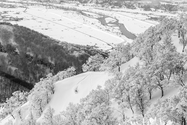 Czech National powder day mission steeps.