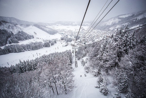 Nozawa Snow Report 7 February 2016