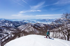Nozawa Onsen Snow Report 17 March 2016