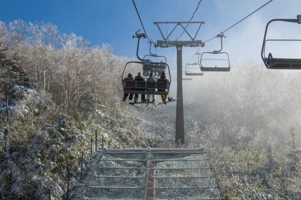 Nozawa Onsen Lift