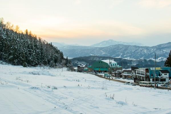 Nozawa Onsen Snow Report 21 December 2015