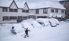 Nozawa Snow Report 7 February 2017