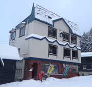 Address Nagasaka is a collection of one and two bedroom comfortable apartments located right by the main Nagasaka gondola in Nozawa Onsen