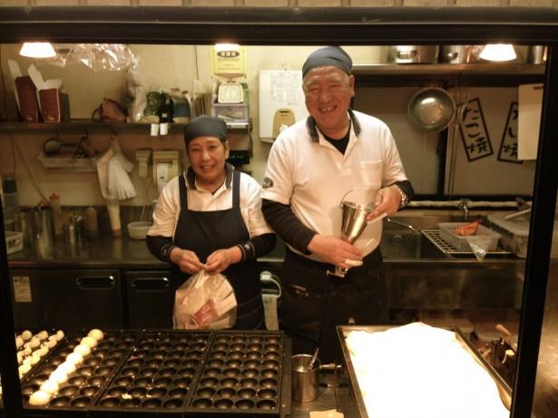 Not a traditional Christmas Dinner but pretty tasty Tako Yaki in Iiyama