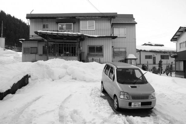 old nozawa house