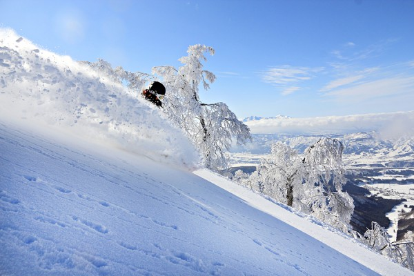 Nozawa Snow Report 3 January 2014