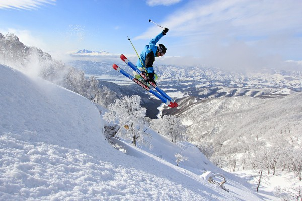 Nozawa Onsen Snow Report, 10 January 2014