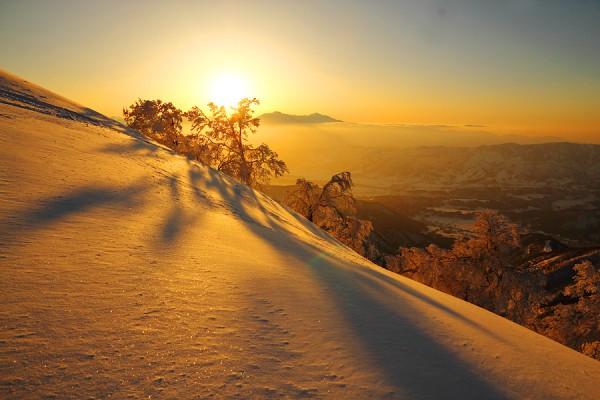 Nozawa Onsen Snow Report 18 March 2015 - Cruising in the sun