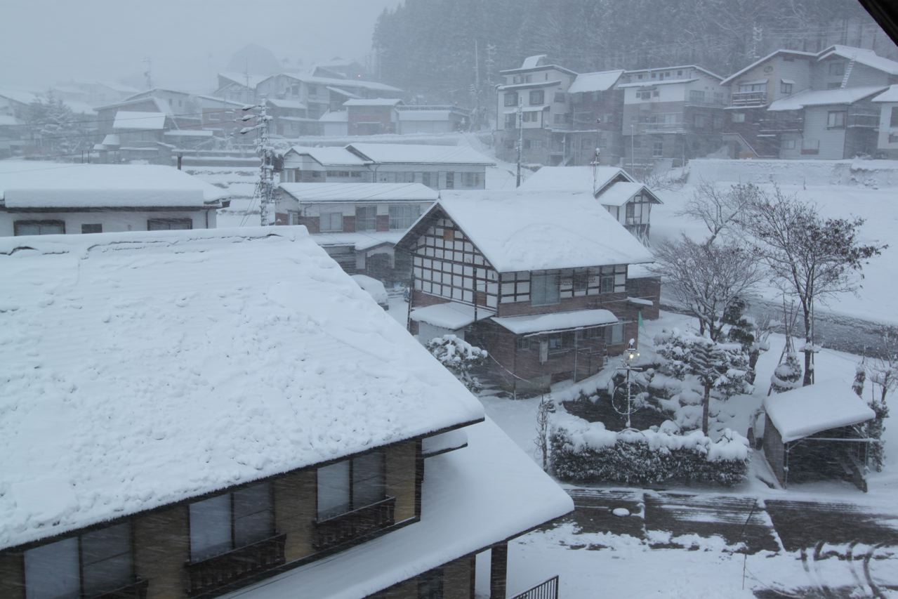 Nozawa Snow Report 15 December, 2013