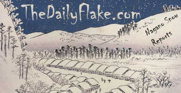 Get all the latest Nagano snow reports at The Daily Flake