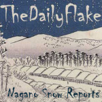 The Daily Flake: Nagano Snow Reports