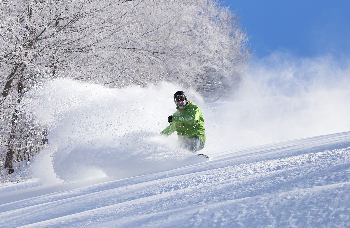 Nozawa Onsen Snow Report 11 January 2014