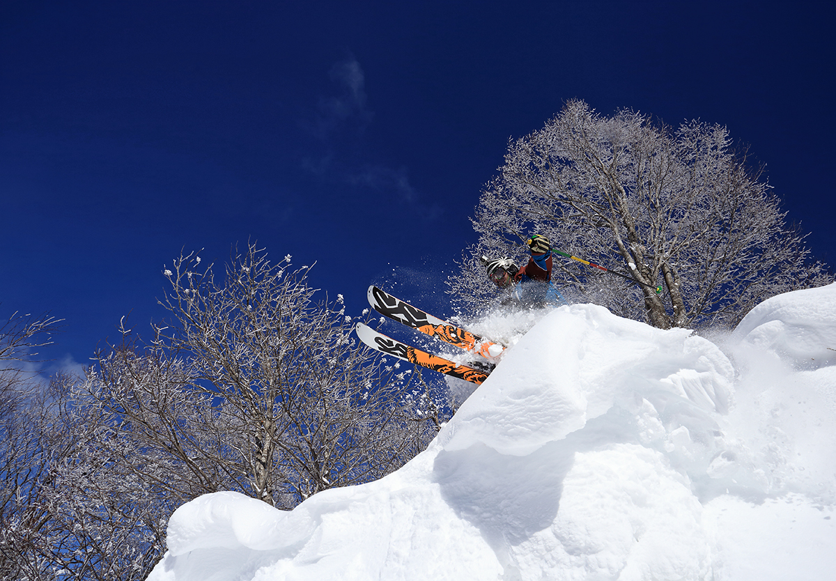 Nozawa Onsen Snow Report 14 January 2014: 10cm Overnight