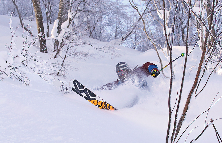 Nozawa Onsen Snow Report, 4 January 2014 - Smashing it