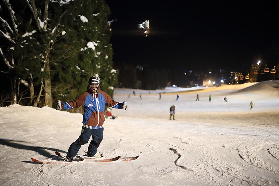 Nozawa Snow Report 1 January 2014