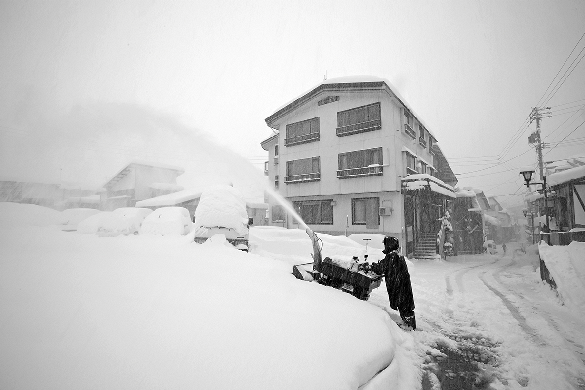 Nozawa Onsen Snow Report 19 January 2014