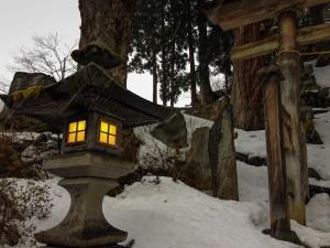 Nozawa Snow Report 05 March 2015 - An icy base