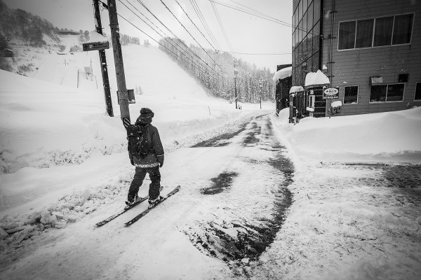 Nozawa Onsen Snow Report 14 February 2016: Warm days going