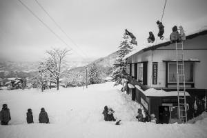 Nozawa Onsen snow report 16 December