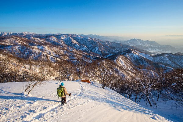 Nozawa Onsen Snow Report 03 March 2016: Bluebird day