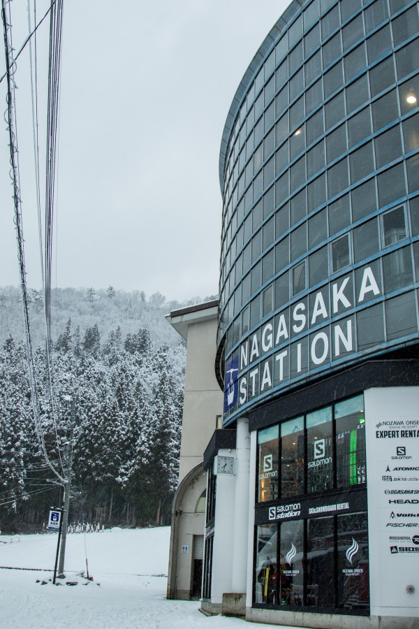 Nozawa Onsen Snow Report 19 December 2015