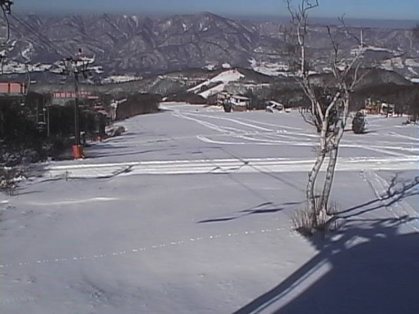 Nozawa Onsen Snow Report 20 December 2015: Blue Skies and Low Temps.