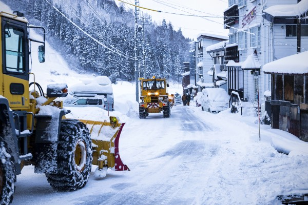 The Nozawa Onsen Snow Report is presented & supported by Nozawa Holidays and The Daily Flake Nozawa Snow Report 5 January 2017