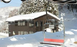 Kamoshika - self contained lodge Nozawa Onsen