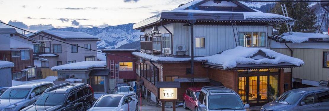 Nozawa Onsen Ski Lodges, Nozawa Pension